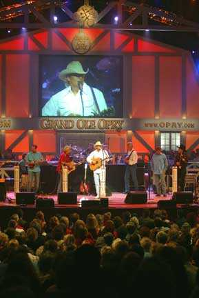Hear the Best Music at the Grand Ole Opry