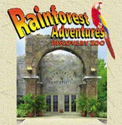 Rainforest Adventures in Gatlinburg, TN