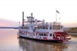 Memphis Riverboats Dinner Cruise