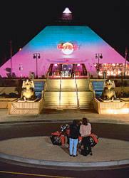Hard Rock Cafe in Myrtle Beach, SC