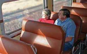 Grand Canyon Railway Budd Coach