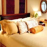 Room at the Mandarin Oriental