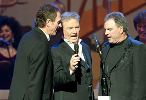 Larry Gatlin and The Gatlin Brothers at Grand Ole Opry