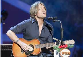 Keith Urban Grand Ole Opry