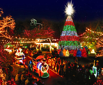 Christmas Has Arrived in Branson | Vacations Made Easy Blog