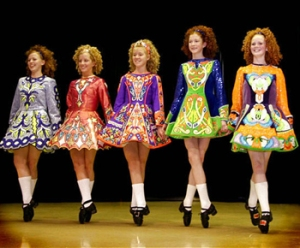nashville irish step dancers grand ole opry