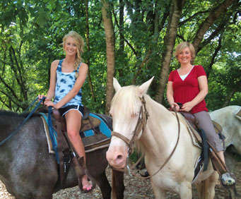 1 Hour Smoky Mountain Horseback Ride