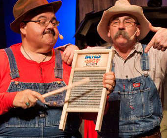 Hatfield and McCoy Dinner Feud Show