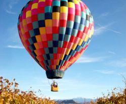 Williamsburg Hot Air Balloon Rides