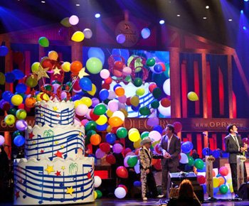 Grand Ole Opry Birthday Bash Weekend