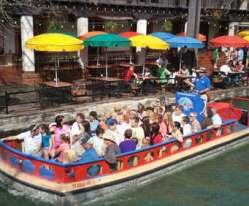 Rio San Antonio River Walk & Cruise