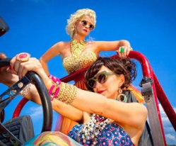 Pam Tillis and Lorrie Morgan