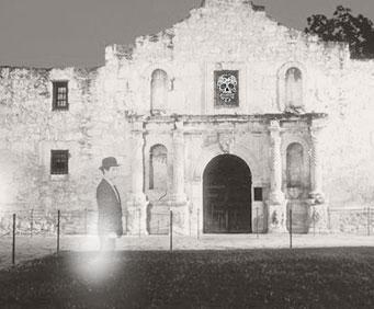 Haunted Alamo