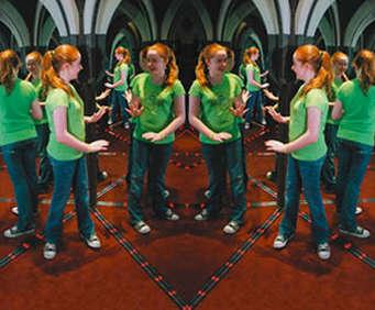 Marvelous Mirror Maze