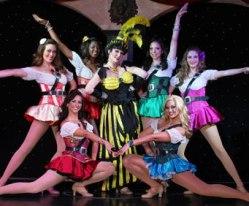 Treasure Tavern Burlesque, Comedy & Magical Dinner Show