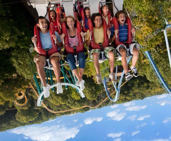 Alpengeist at Busch Gardens