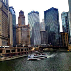 Chicago Architectural Cruise on the Chicago River