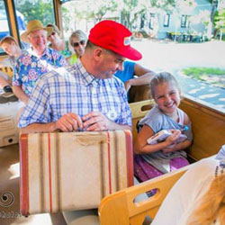 Savannah Trolley Tours