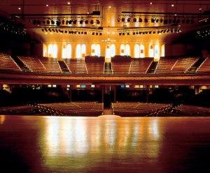 Ryman Stage