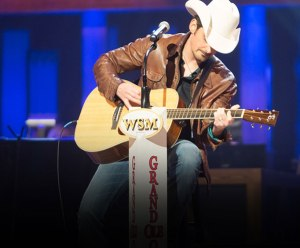 Grand Ole Opry bradpaisley